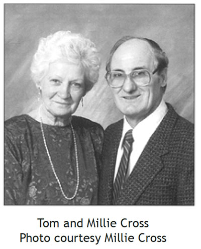 Tom and Millie Cross