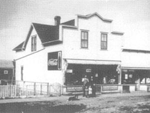 Danilowich Store, circa 1912
