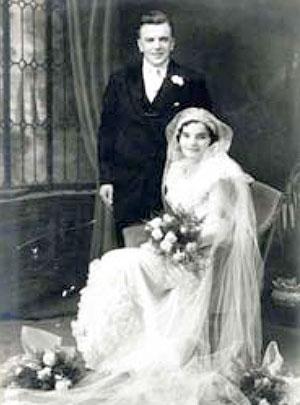 Frank and Olga Glossop