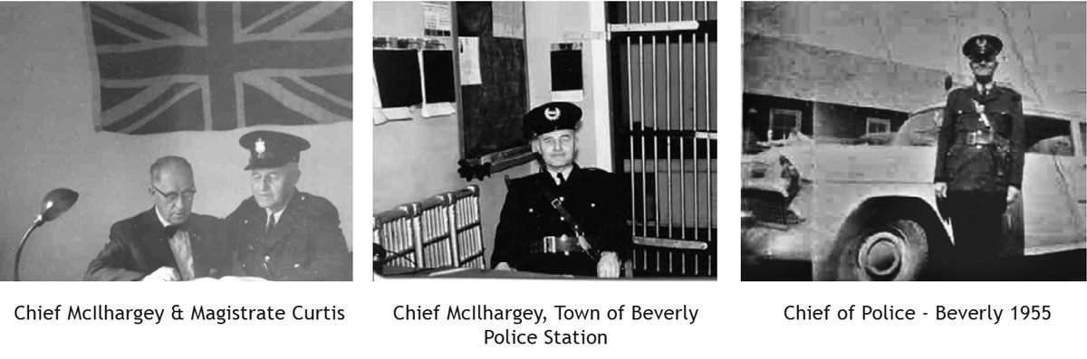 Beverly Police Chief McIhargey