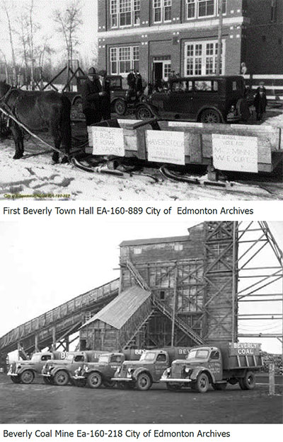 Beverly Town Hall | Beverly Coal Company