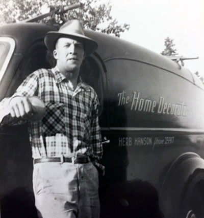 Herb Hanson - The Home Decorator