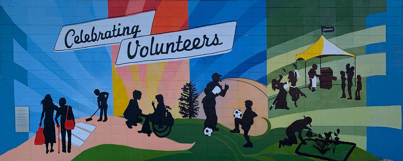 Beverly Volunteers mural